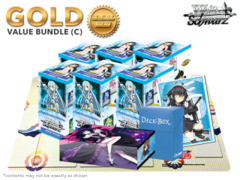 Weiss Schwarz SAO Bundle (C) Gold - Get x6 Sword Art Online Re: Edit Booster Boxes + FREE Bonus
