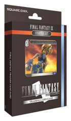 Final Fantasy TCG:  IX Starter Deck (Fire & Water) * ETA Jun.2017