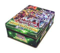 2013 ZeXal Collection Tin * In-Stock, Ready to Ship on Ideal808