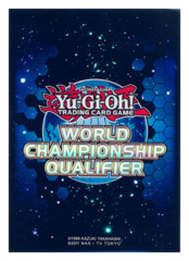 2012 World Championship Qualifier Blue Small Sleeves (80ct) on Ideal808