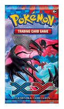 Pokemon XY: Base Set Booster Pack
