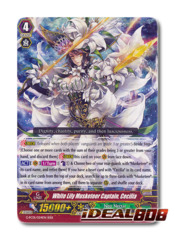 White Lily Musketeer Captain, Cecilia - G-FC01/024EN - RRR