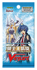 CFV-BT10 Triumphant Return of the King of Knights (English) Cardfight Vanguard Booster Pack