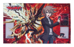 Cardfight Vanguard Case Promo Playmat - Kai Breaker of Limits on Ideal808