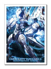 Bushiroad Cardfight!! Vanguard Sleeve Collection (70ct)Vol.236 Ultimate Beast Deity, Ethics Buster Catastrophe