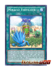 Miracle Fertilizer - BP03-EN162 - Shatterfoil - 1st Edition
