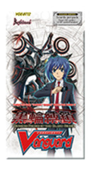 CFV-BT12 Binding Force of the Black Rings (English) Cardfight Vanguard Booster Pack