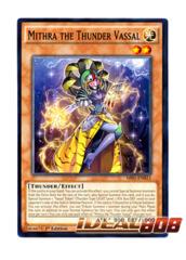 Mithra the Thunder Vassal - SR01-EN011 - Common - 1st Edition