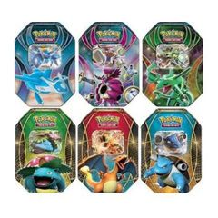 Pokemon The Best of EX Tins 2016 - Rayquaza