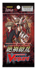 CFV-BT13 Catastrophic Outbreak (English) Cardfight Vanguard Booster Pack