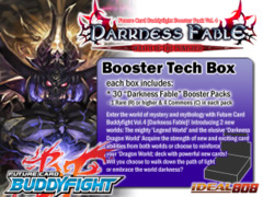 BFE-BT04 Darkness Fable: Wrath of the Punisher (English) Future Card Buddyfight Booster Box