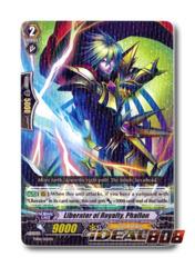 Liberator of Royalty, Phallon - TD08/005EN - TD R