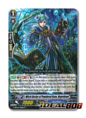 Witch Doctor of the Powdered Bone, Negrobone - G-BT06/040EN - R