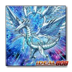 Deep-Eyes White Dragon - Gold Rare * PRE-ORDER Ships Jan.13