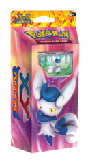 Pokemon XY Flashfire Theme Deck - Mystic Typhoon ** In-Stock Now! on Ideal808