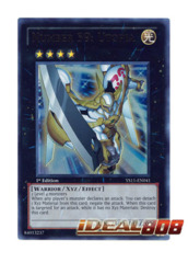 YS11 Dawn of the Xyz 43-Card Constructed Deck (1st Edition) on Ideal808