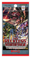 G-TCB01 The RECKLESS RAMPAGE (English) G Technical Booster Pack ** Pre-Order Ships February 19, 2016