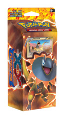 Pokemon XY Flashfire Theme Deck - Brilliant Thunder ** In-Stock Now! on Ideal808
