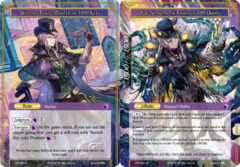 Umr at-Tawil, Master of 1000 Keys // Yog-Sothoth, the Chaos of 1000 Doors [CFC-084 R (Foil Ruler)] English