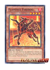 Flamvell Firedog - SDOK-EN009 - Common - 1st Edition