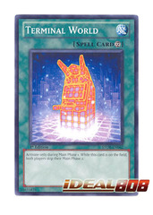 Terminal World - STOR-EN062 - Common - 1st Edition