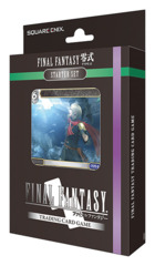 Final Fantasy TCG:  Type-0 Starter Deck (Lightning & Wind) * ETA Jun.2017