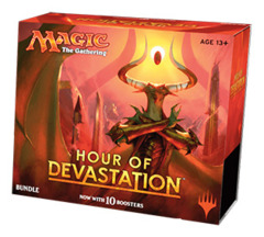 Hour of Devastation (HOU) Bundle (Fat Pack)