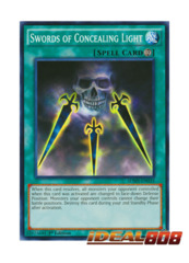 Swords of Concealing Light - SDMY-EN033 - Common - 1st Edition