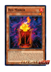 Red Mirror - TDIL-EN016 - Common - 1st Edition