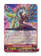 Golden Dragon, Spearcross Dragon - G-BT03/005EN - RRR