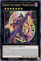 Ebon Illusion Magician - JUMP-EN070 - Ultra Rare - Limited Edition ** In-Stock Now!