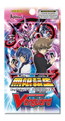 CFV-BT15 Infinite Rebirth (English) Cardfight Vanguard Booster Pack