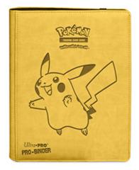 Pikachu 9-pocket Premium PRO-Binder for Pokemon