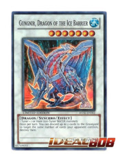 Gungnir, Dragon of the Ice Barrier - Super - H5SE-EN002 on Ideal808