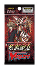 BT13 Catastrophic Outbreak (English) Cardfight Vanguard Booster Pack on Ideal808