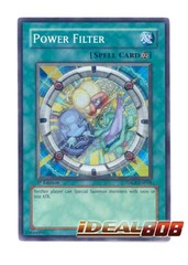 Power Filter - TDGS-EN058 - Super Rare - 1st Edition