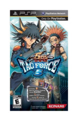 Yu-Gi-Oh! 5D's Tag Force 5 - PSP [English] (Game Sealed w/Cards) on Ideal808