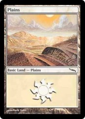 Plains (287) - Foil on Ideal808