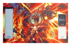 Cardfight Vanguard Promo Playmat - Blazing Flare Dragon