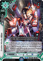 Crusher Missile, Chloe - BT04/053EN - SP (SIGNED FOIL)
