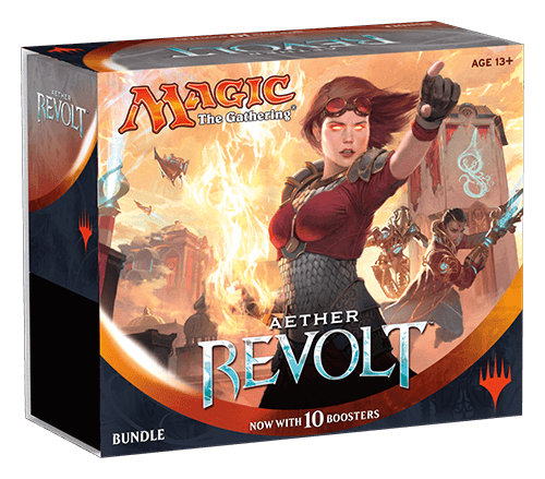 Aether Revolt (AER) Bundle (Fat Pack)