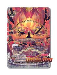 Fourth Omni Fire Lord, Burn Nova [H-BT03/S002EN SP] English Special Foil