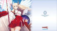 Cardfight Vanguard Bushiroad Official Playmat Vol.11 - Omniscience Regalia, Minerva