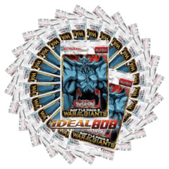 Battle Pack 2: War of the Giants [BP02] 24-Booster Pack Lot Bundle (1st Edition)