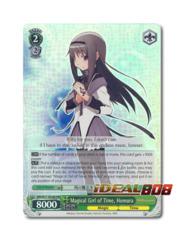 Magical Girl of Time, Homura [MM/W17-E028R RRR (FOIL)] English