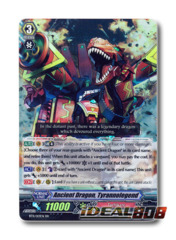 Ancient Dragon, Tyrannolegend - BT11/013EN - RR