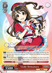 Uzuki Shimamura [IMC/W41-E042SP SP (SIGNED FOIL)] English