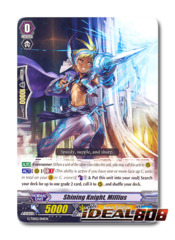 Shining Knight, Milius - G-TD02/014EN - TD (common ver.)