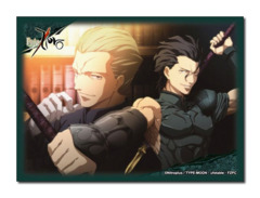 Fate/Zero [Kayneth & Lancer]  Vol.204 Bushiroad Large Sleeves (60ct) on Ideal808