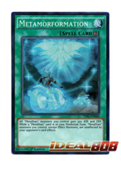 Metamorformation - TDIL-EN060 - Super Rare - 1st Edition
